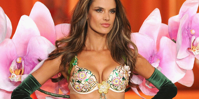 Victoria's Secret Fashion Show Fantasy Bra