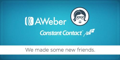 Raven tools integrates Emma, AWeber, Constant-Contact