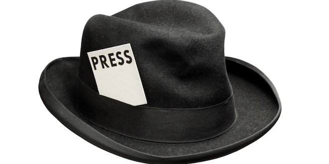 Press-pass-hat