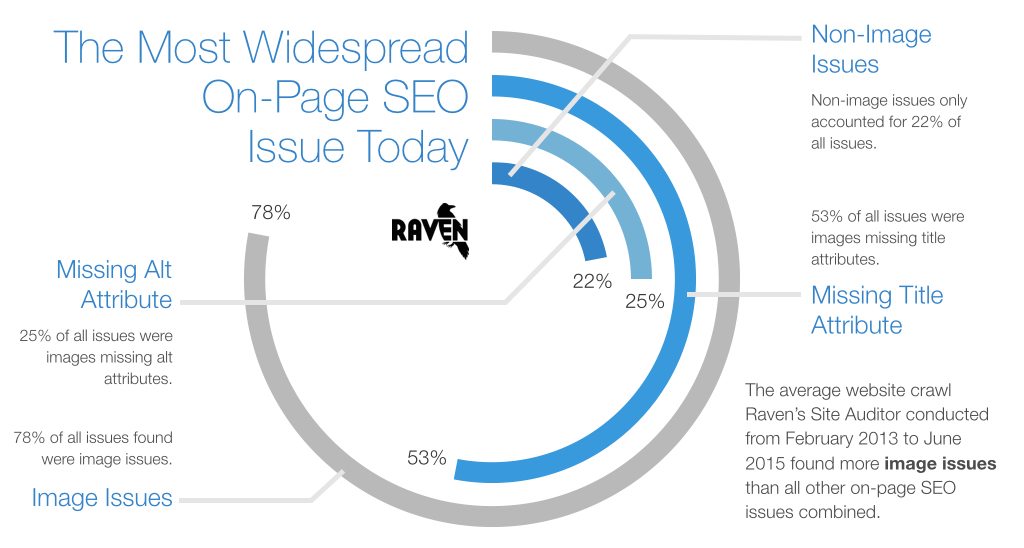 Image Optimization Biggest SEO Issue Landscape